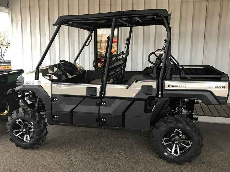 New Kawasaki Mule Pro Fxt Ranch Edition Atvs For Sale