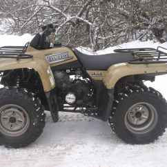 Yamaha Big Bear 400 Parts Diagram 2004 Jeep Grand Cherokee Wiring Power Windows Used 2002 4x4 Atvs For Sale In