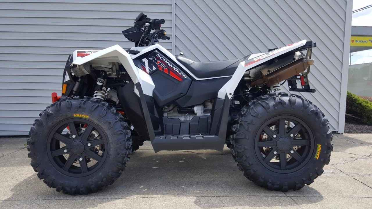hight resolution of used 2015 polaris scrambler xp 1000 atvs for sale in ohio 11 499