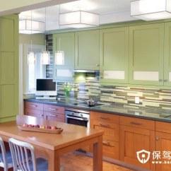 Kitchen Cabinets Update Ideas On A Budget White Buffet 橱柜效果图 橱柜设计图 橱柜品牌价格 保驾护航装修网 你有给厨房橱柜上漆的想法吗 喷涂和刷涂的