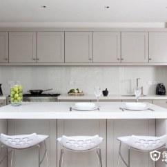 Kitchen Cabinets Update Ideas On A Budget Wall Mount Light Fixtures 现代厨房橱柜的想法为经典的外观 保驾护航装修网 厨房橱柜