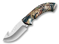 Buck  Omni-Hunter? 12 Gut Hook Fixed Blade Hunting Knife