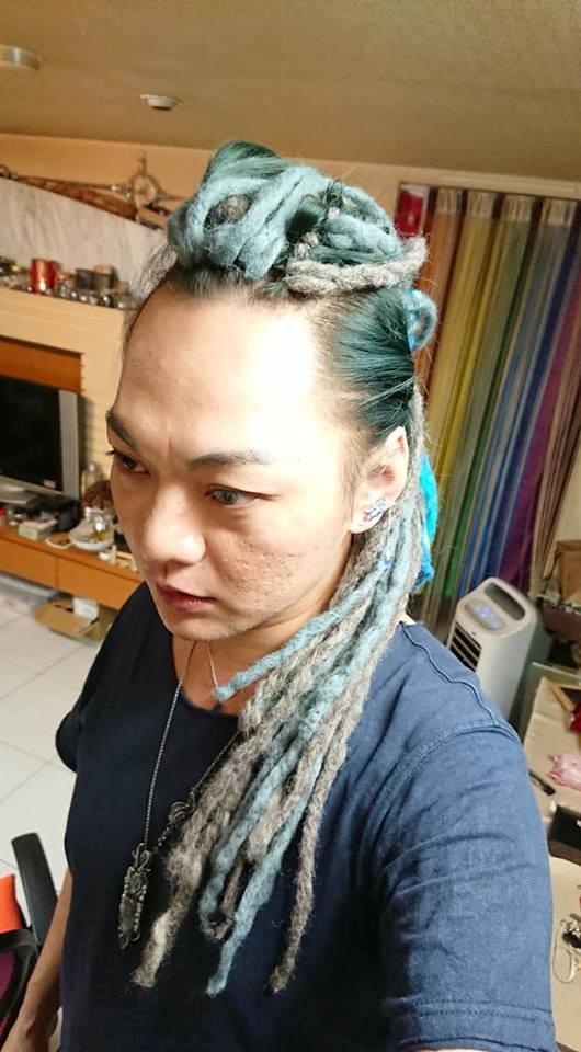 爆料公社 - 喜歡雷鬼頭風格,但沙龍接髮編髮設計行情價動輒上萬元,網友教你如何DIY!