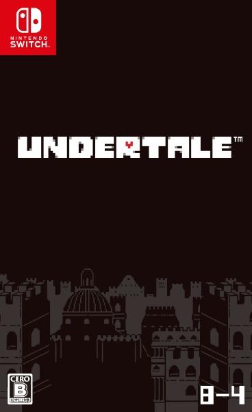 ハチノヨン UNDERTALE 【Switch】 通販   ビックカメラ.com