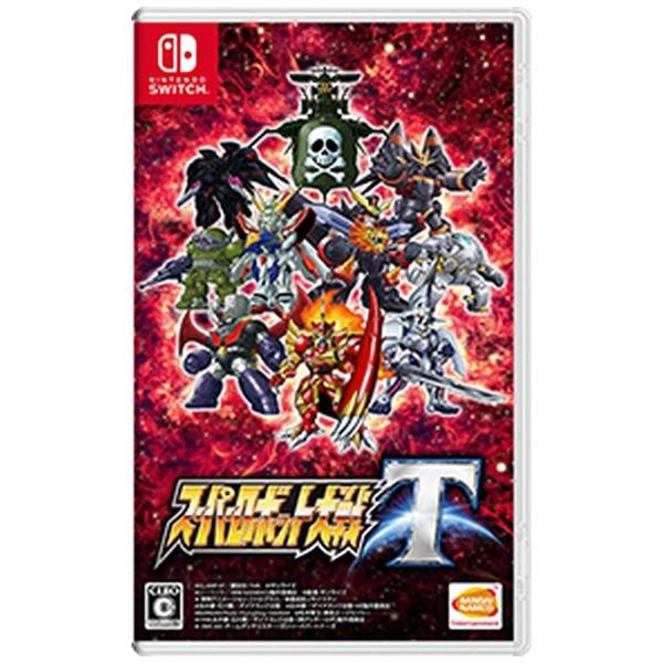 価格.com - シリーズ最新作「スーパーロボット大戦T」をPS4とNintendo Switchで発売