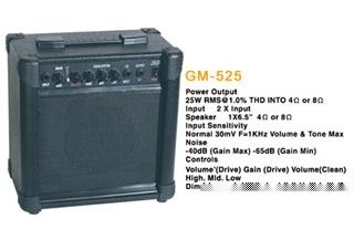 電吉他音箱(GM-525)【批發價格。廠家。圖片。採購】-中國製造網。長江電子樂器配件廠