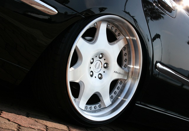 AIMGain Wheels on Cima