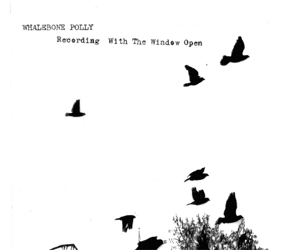 WHALEBONE POLLY / RECORDINGS WITH THE WINDOW OPEN (DDCA-5043)
