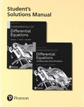 Students' Solutions Manual for Differential Equations and