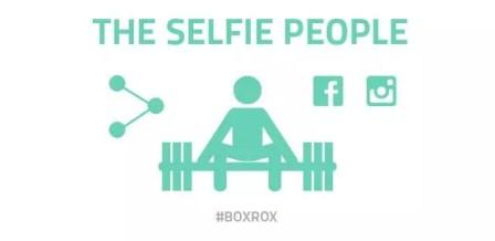 Tipi di CrossFitter - Il selfie dipendente