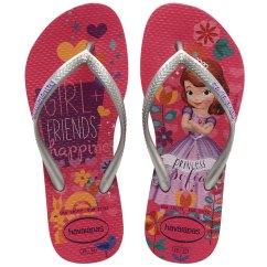 Rio Brands Beach Chairs Uk 24 Hour Office Flip Flops Kids Slim Princess Sofia Orchid Rose Brand