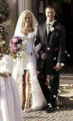 Promi Brautkleider Die Flops BRIGITTE De