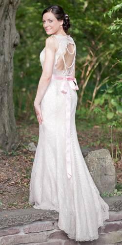 Frauen Erzählen Ich Habe Mein Hochzeitskleid Selbst Genäht