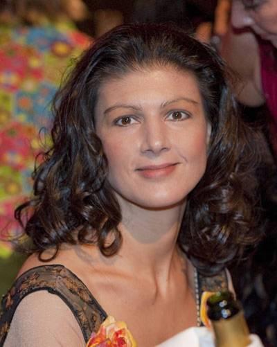 Porträt Sahra Wagenknecht Ihr Herz Schlägt Links BRIGITTE De