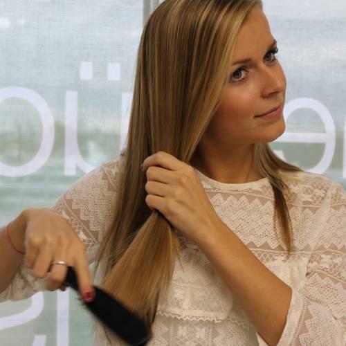 Frisuren Ungewaschene Haare? So Fällt's Nicht Auf! BRIGITTE De