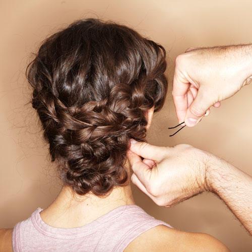 Haarstyling Lange Haare Hochstecken? Kein Problem! BRIGITTE De