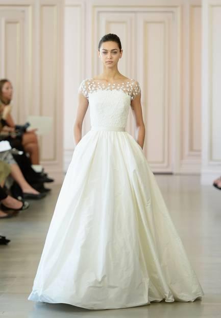 New York Bridal 2016 Das Sind Die Schönsten Brautkleider Der