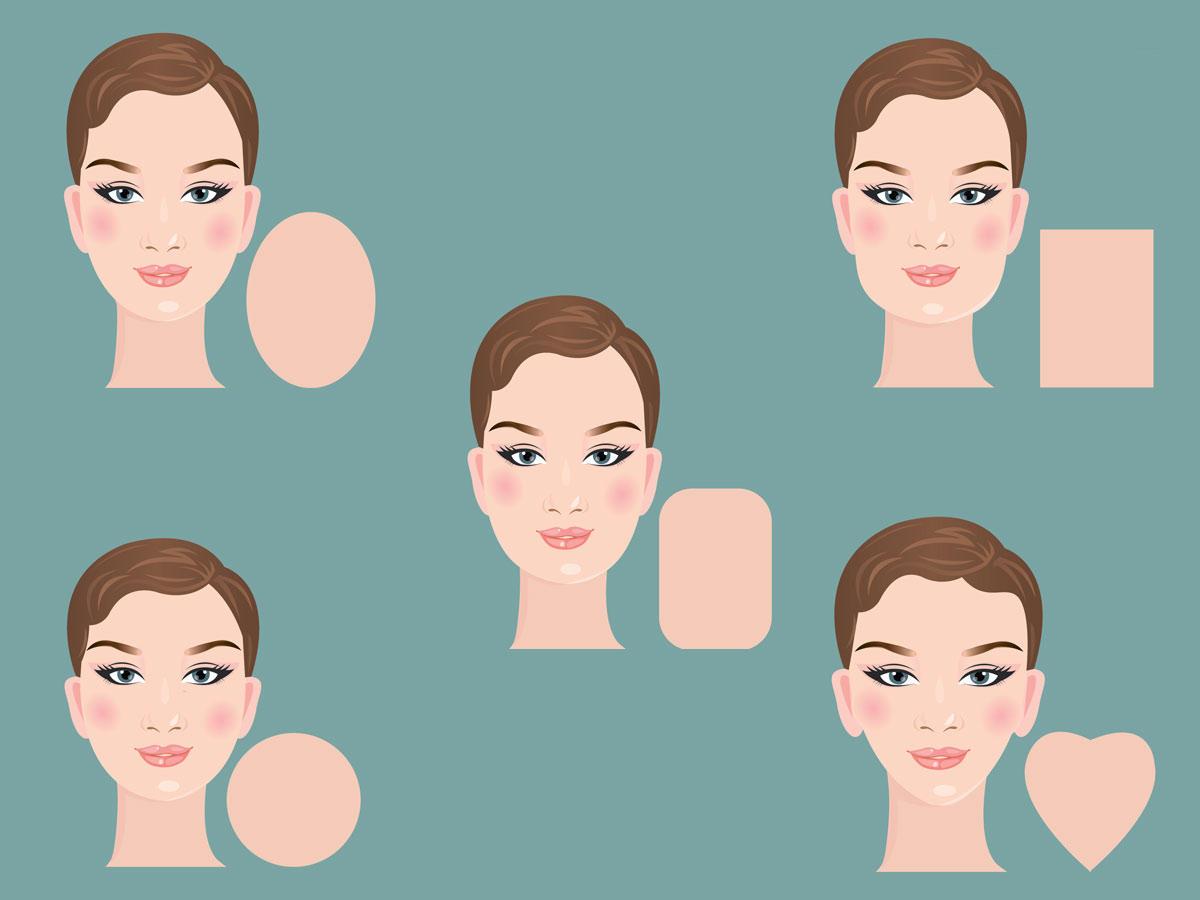 Test Welche Gesichtsform Habe Ich? BRIGITTE De