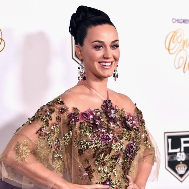 Katy Perry Hat Eine Neue Frisur BRIGITTE De