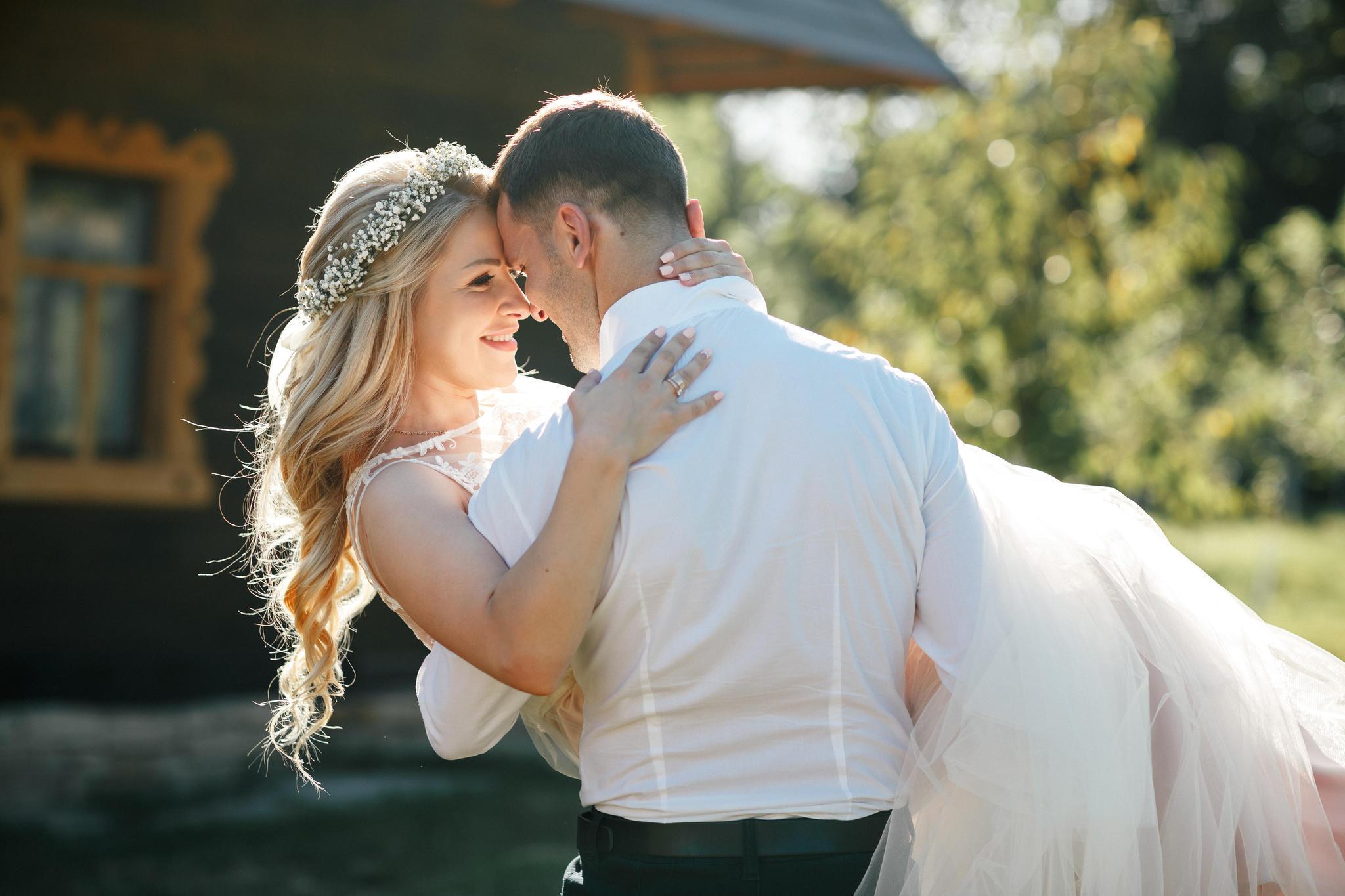 Hochzeit Nach wie vielen Jahren heiraten Paare  BRIGITTEde