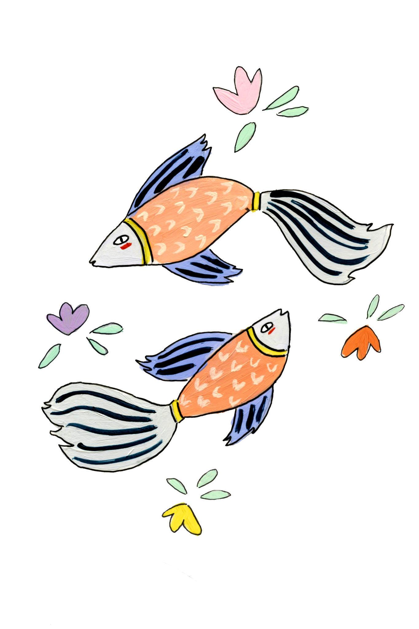 Fische Jahreshoroskop 2018 Dein neues Jahr  BRIGITTEde