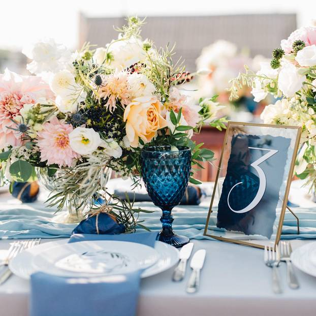 Tischdeko Hochzeit Ideen und Tipps  BRIGITTEde