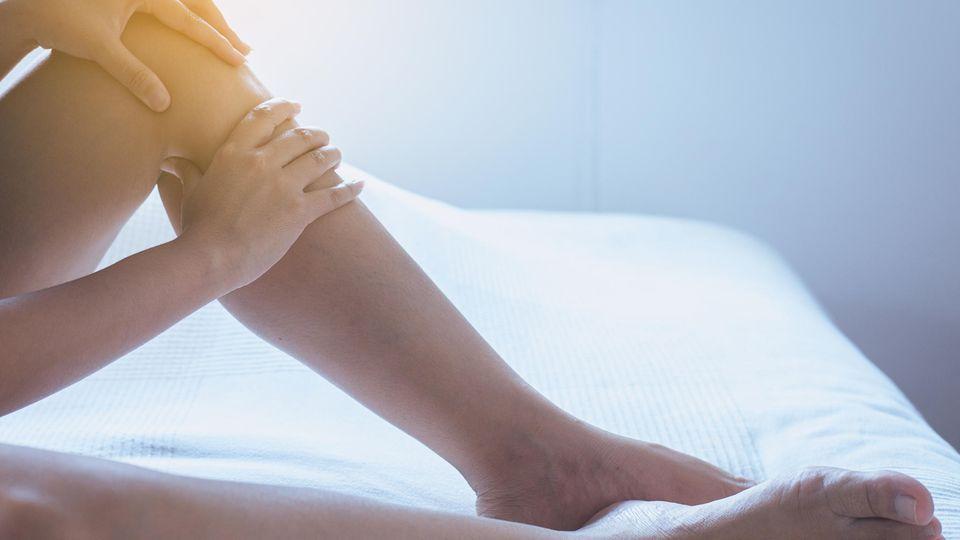 thrombose im arm erkennen und behandeln