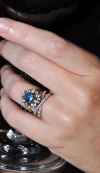 Antique Sapphire Rings | Brilliant Earth