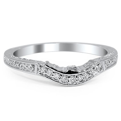 How To Match A Wedding Band Amp Engagement Ring Brilliant