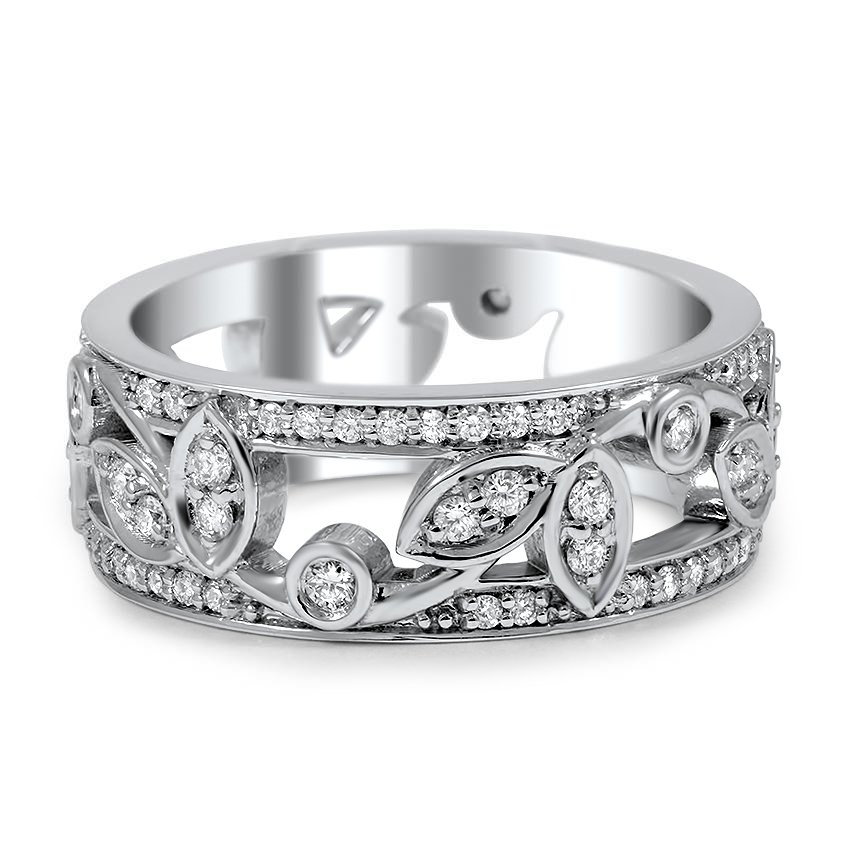Custom Wedding Band To Fit Enement Ring | Custom Wedding Band Fit Engagement Ring Home Ideas