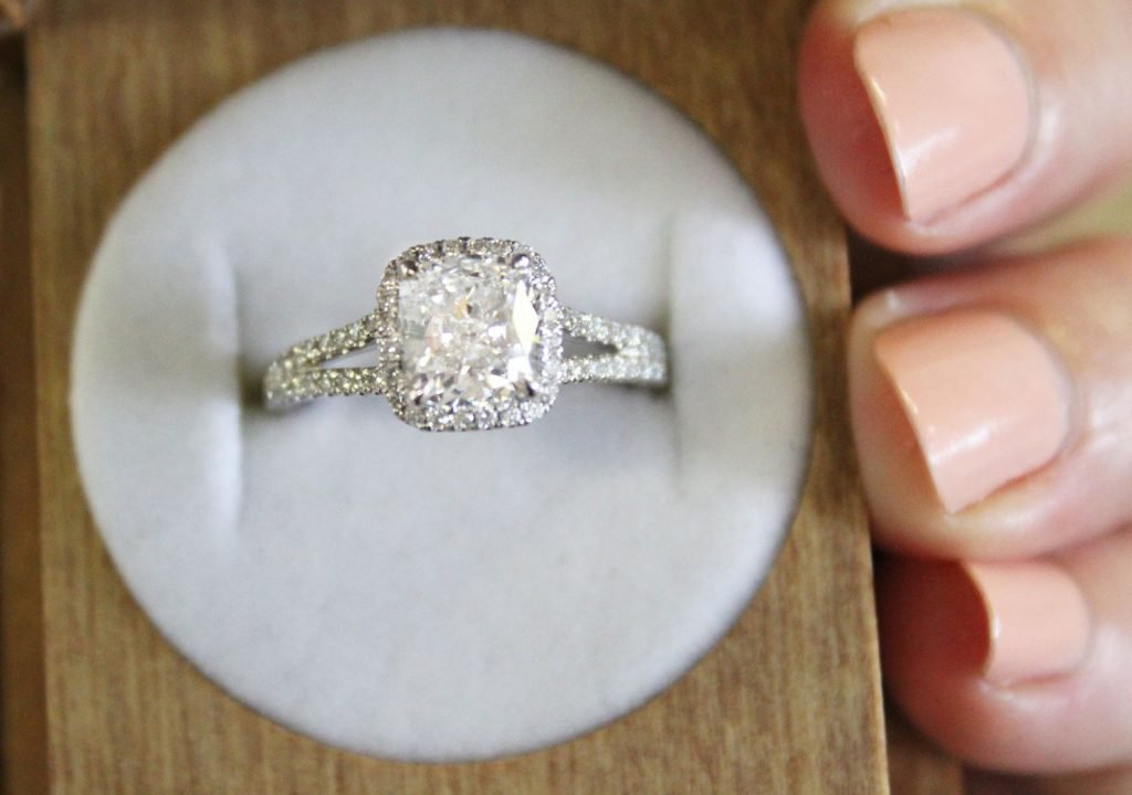 9 Stunning Engagement Rings With Surprise Details