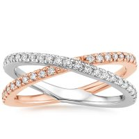 Unique Wedding Bands and Engagement Rings - Brilliant ...
