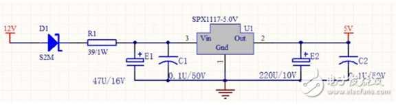 低壓差穩壓器--AMS1117芯片簡介 - IT閱讀
