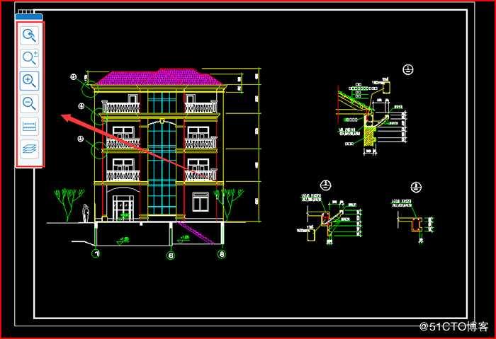 怎麼查看CAD圖紙?CAD建築圖紙有什麼快速看圖的技巧嗎? - IT閱讀