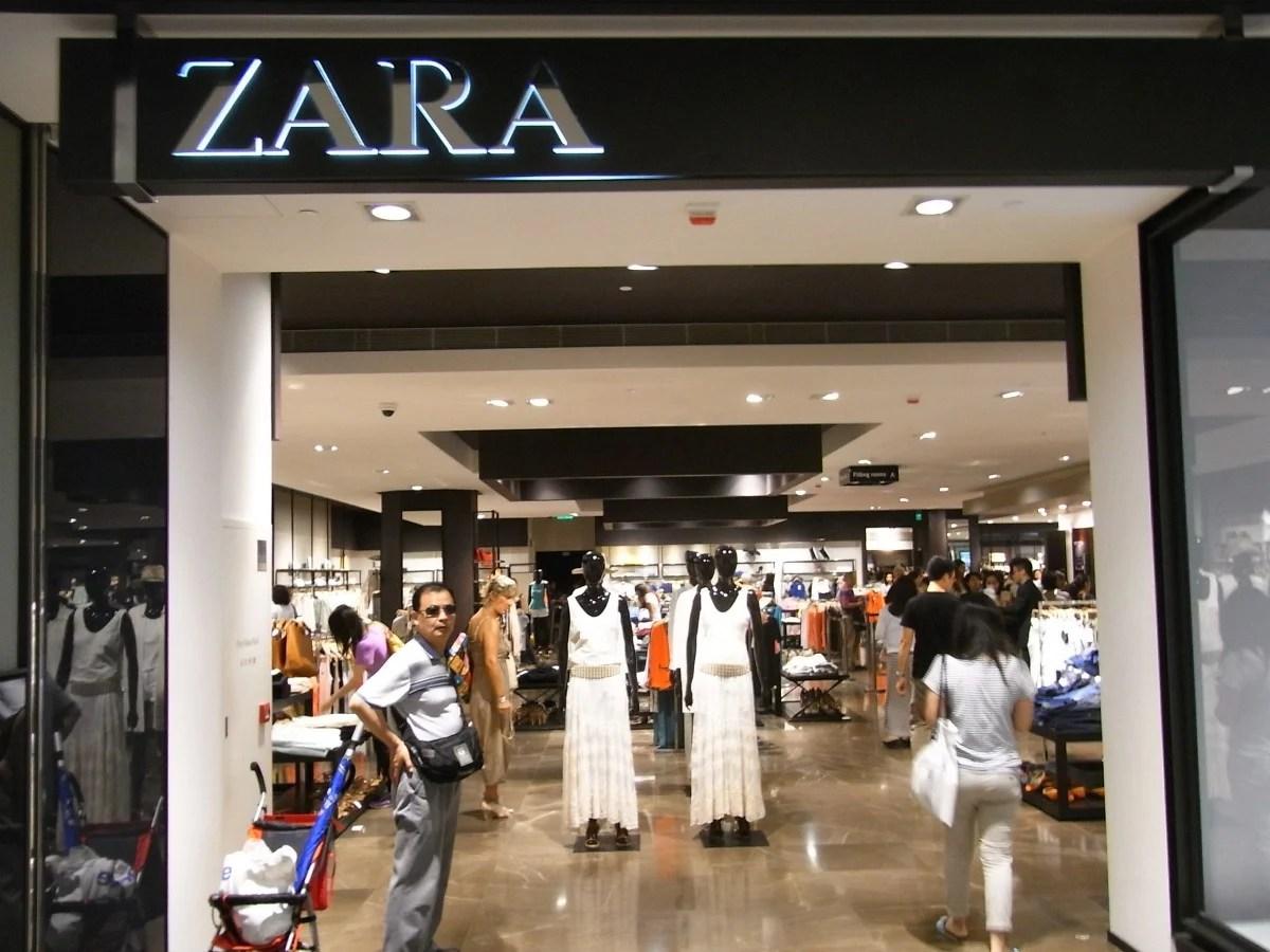 【逃犯條例】罷工日Zara關店,共青團:疑似聲援亂港!   BusinessFocus