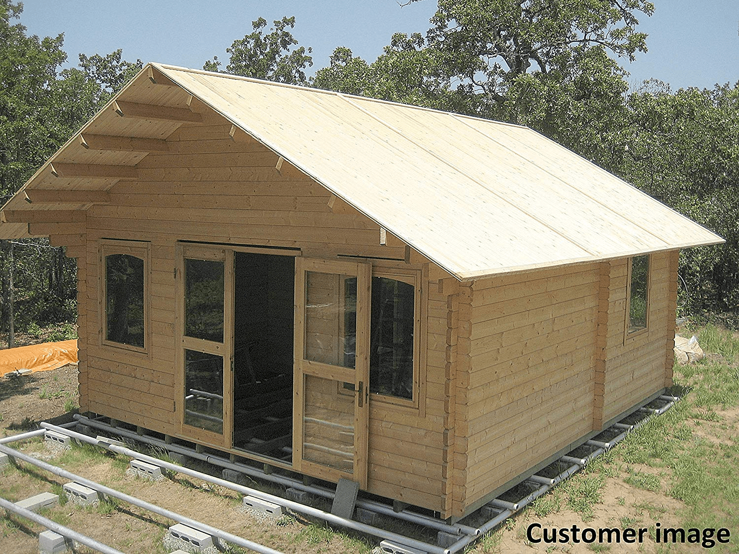 Amazon Sells Diy Tiny Home Kits That Take Only 2 Days To