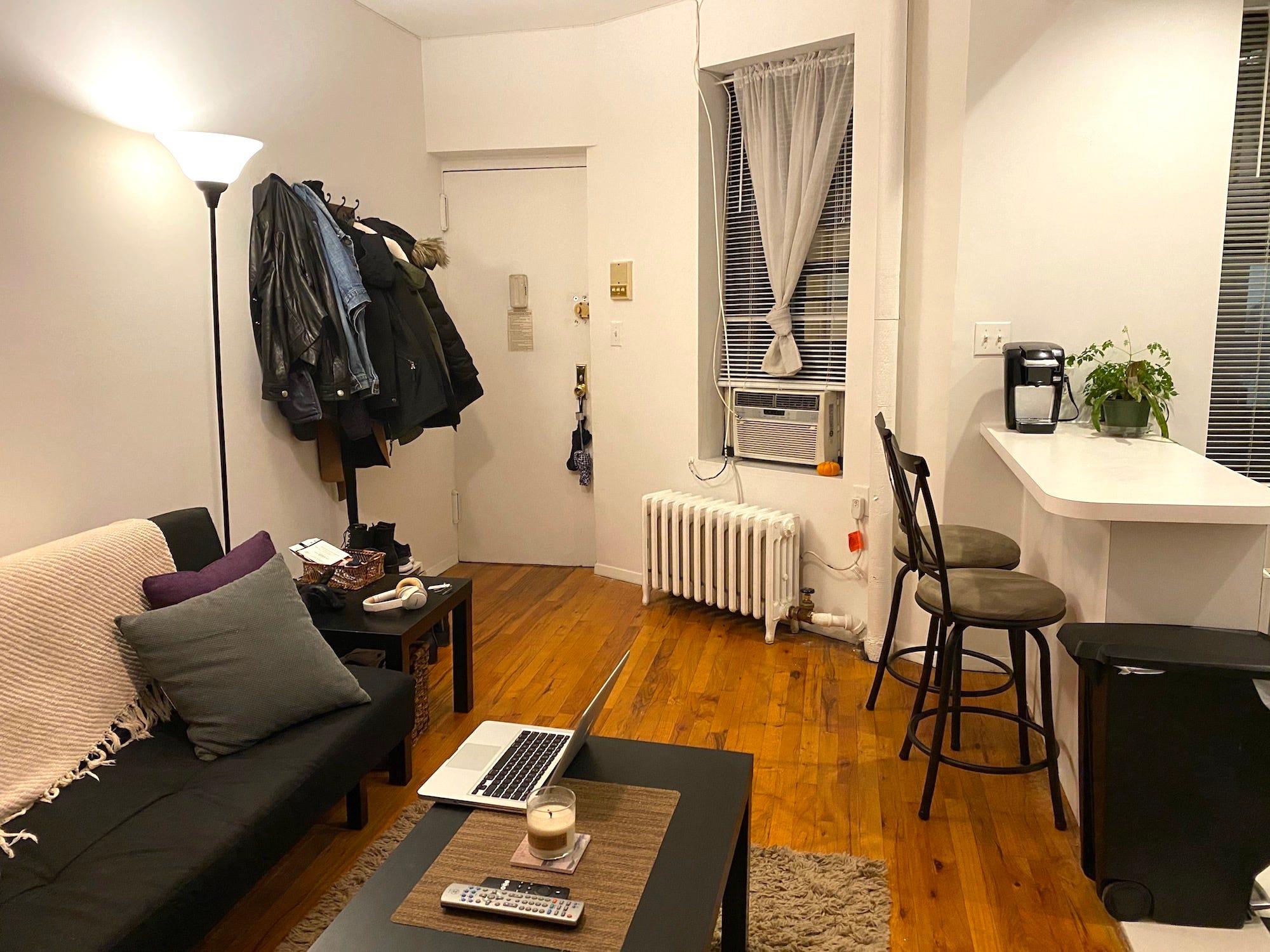Tiny Houses Vs New York City Apartments Photo Comparison