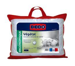 vu dans le depliant oreiller 45x70 cm dodo vegetal