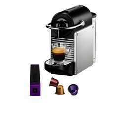 Expresso Capsule MAGIMIX 11322 Nespresso Pixie Grise