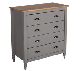Commode Grise Laquee  Maison Design  Wibliacom