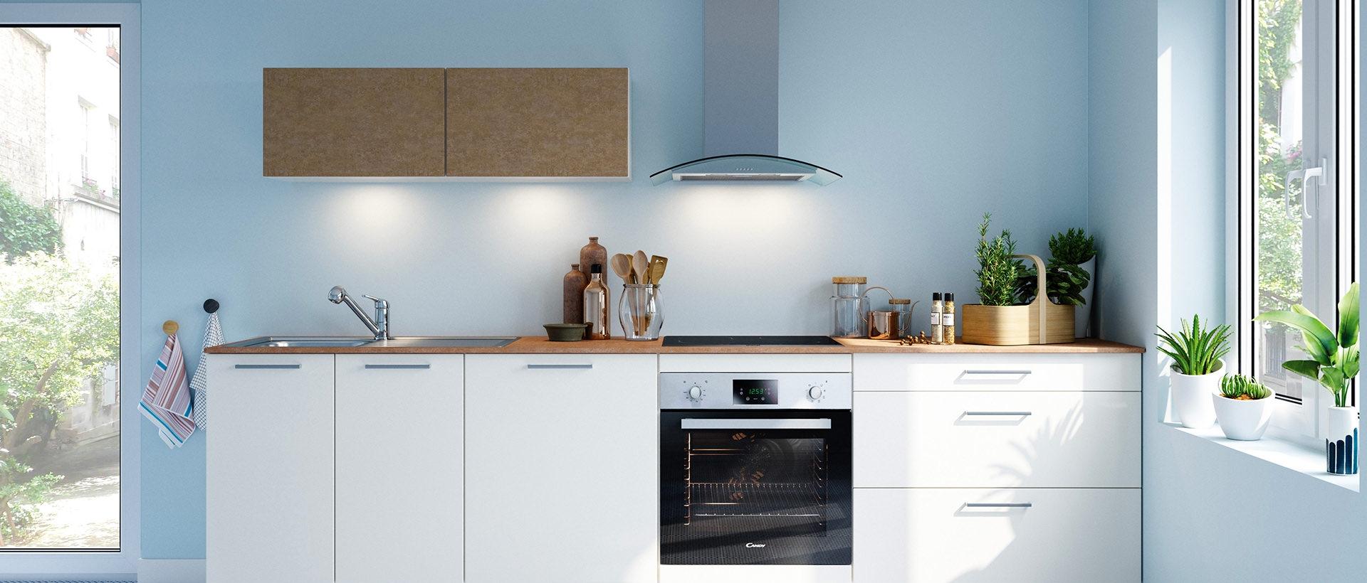 But Cuisines  cuisine quipe kitchenette meubles de cuisine sur mesure en Kit chez votre