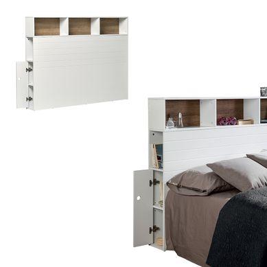 tete de lit avec rangement 160 cm