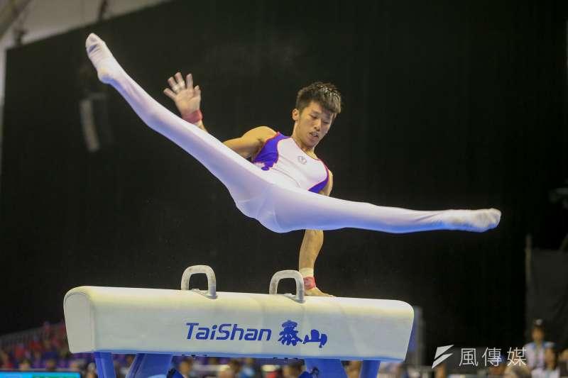 扣分比奧運冠軍還少! 李智凱「湯瑪士迴旋」震盪國際體壇-風傳媒