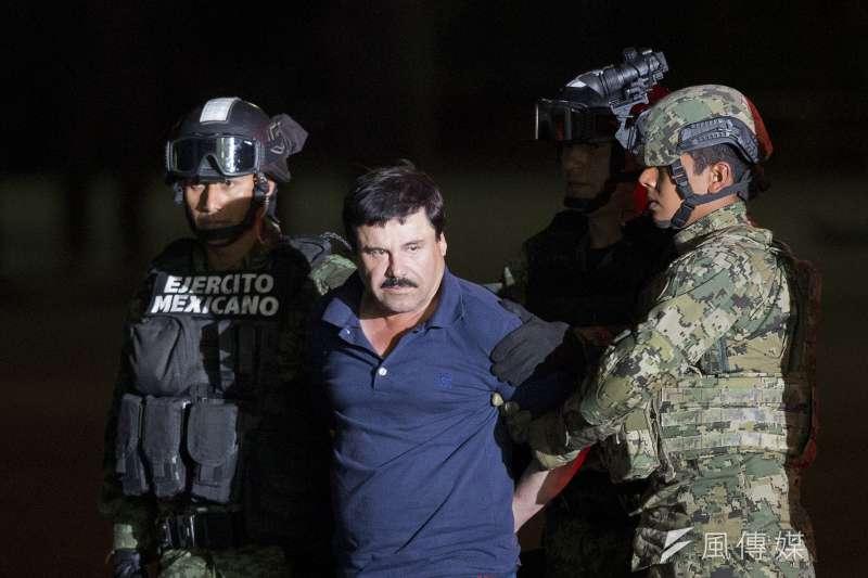墨西哥頭號毒梟的世紀審判》「矮子」古茲曼手下供稱:前總統收受1億賄賂,協助越獄逃亡-風傳媒