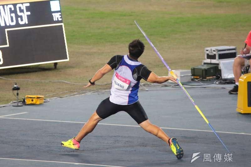 世大運田徑》男子標槍 鄭兆村「躑」破亞洲紀錄奪金 比里約奧運金牌還遠-風傳媒