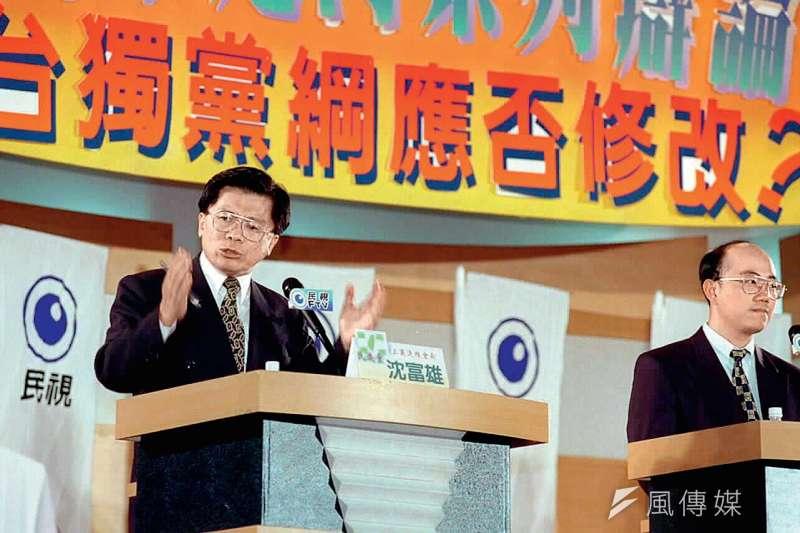 多維觀點》「臺獨」是民進黨的包袱而非資產-風傳媒