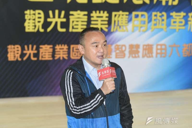 潘恆旭喊支持陳柏惟變「消波塊」 綠黨:已涉恐嚇罪,將依法告發-風傳媒