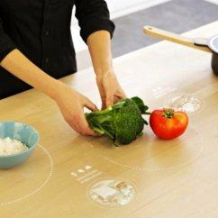 1950s Kitchen Table Myrtle Beach Hotels With 10年後 你的廚房裡只會有一張桌子 家庭主婦一定會愛上的貼心設計 風傳媒 Ikea推出十年後的未來廚房 圖 Ikea