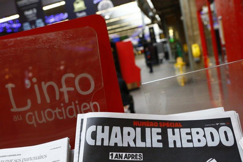 《查理周刊》恐攻周年:嘻笑怒罵精神猶存 法國分裂傷痕難以癒合-風傳媒
