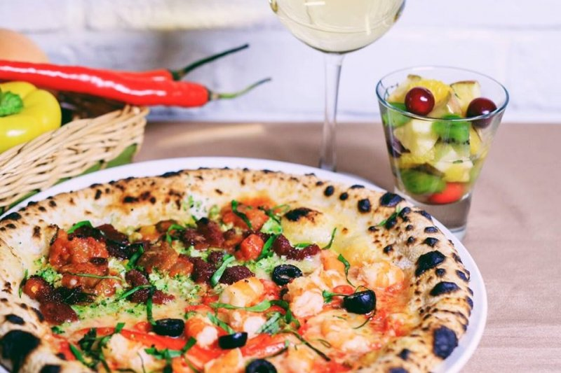 除了必勝客。吃披薩還有這些選擇啊!精選臺北6家人氣披薩專賣店。看到一半就餓了-風傳媒